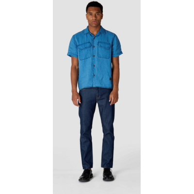 kings of indigo Daniel relaxed tapered denim - ronald dry coolmax Slim Fit Clearance QRCPL1P9