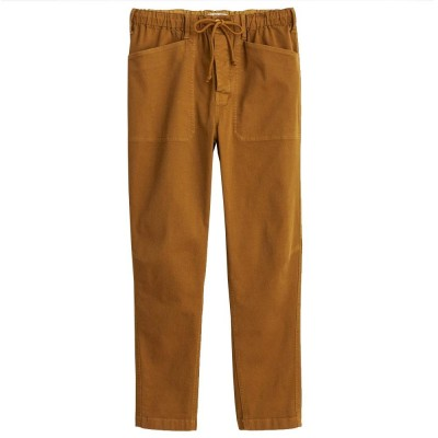 Alex Mill Pull-On Button Fly Pant for rent KKT176GF