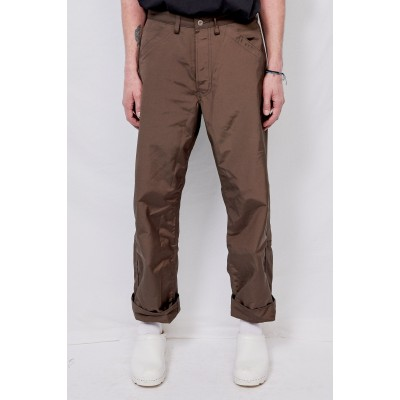 And Austin Work Pant - Chocolate Slim Fit online boutique N03ZQFWY