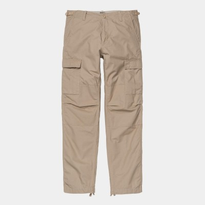 CARHARTT WIP Aviation Pant - Leather Rinsed Outdoor cheap online J6UYIVCY