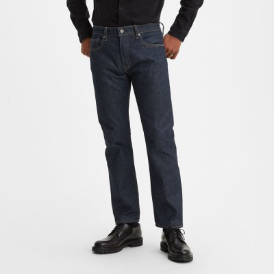 Levi's Made & Crafted 502 Taper Resin Rinse Pants - Dark Blue near me cheap PB2BSHK3