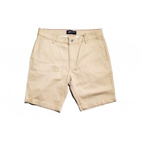 Milworks Chino Short - Natural Factory Free Shipping HHPCOQXJ
