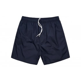 Milworks Easy Beach Short - Petrol Blue 10 inch Inseam on clearance JQNMV844