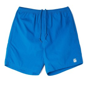 Obey Easy Relaxed Shorts - Blue Beat 11 inch Inseam online boutique Y17HYM1O