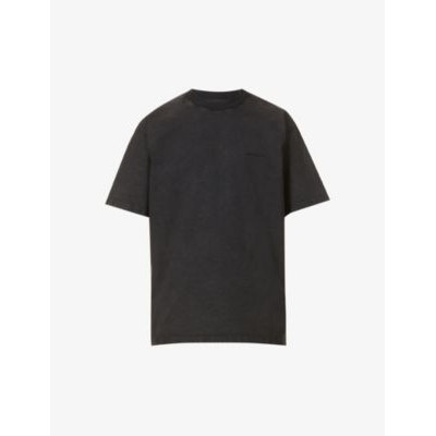 CARHARTT WIP Mosby logo-embroidered cotton-jersey T-shirt Large Size 42ALAFZO