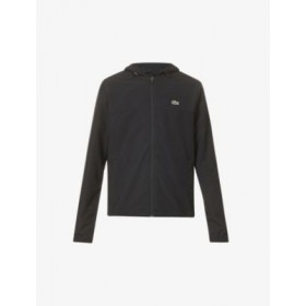 LACOSTE Men's Relaxed-fit logo-branded shell jacket Waterproof 5R58TBY1