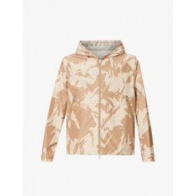 MONCLER Giubbotto camouflage-print shell jacket AAGJZH2I