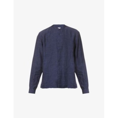 SUNSPEL Relaxed-fit linen shirt Factory Sale 37CO2PV5