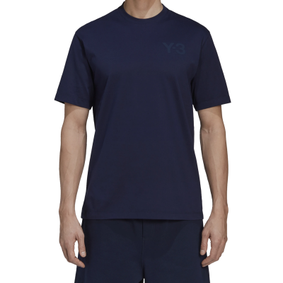 adidas x Y-3 Classic Chest Logo SS Tee - Navy on clearance ZYNG59KM